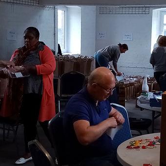 Volunteers making up bags4.jpg