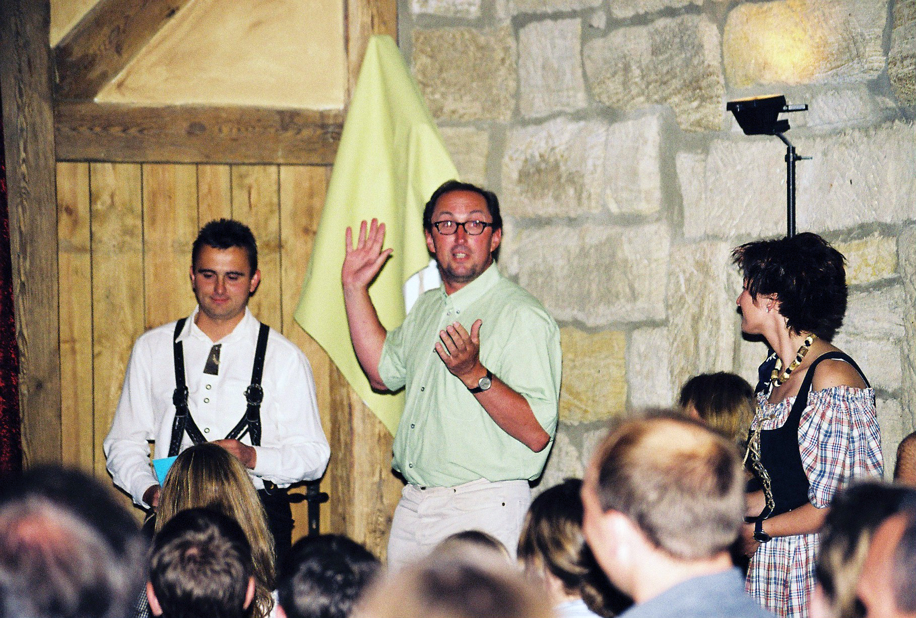 Glockenstiftung von Hartmut Held
