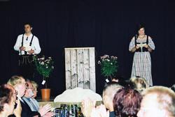 Eröffnung der Theaterscheune
