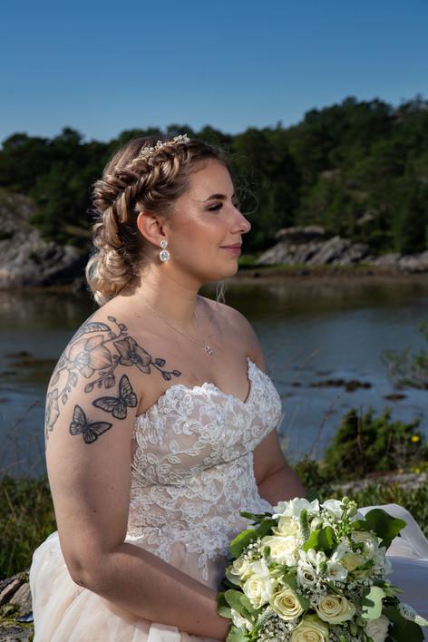 Portrett av bruden