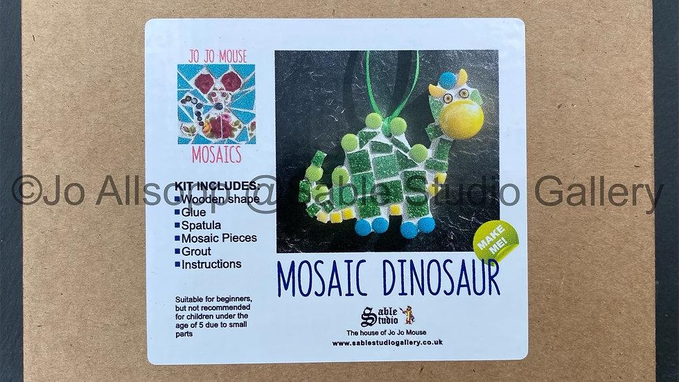 Mosaic Dinosaur Craft Kit