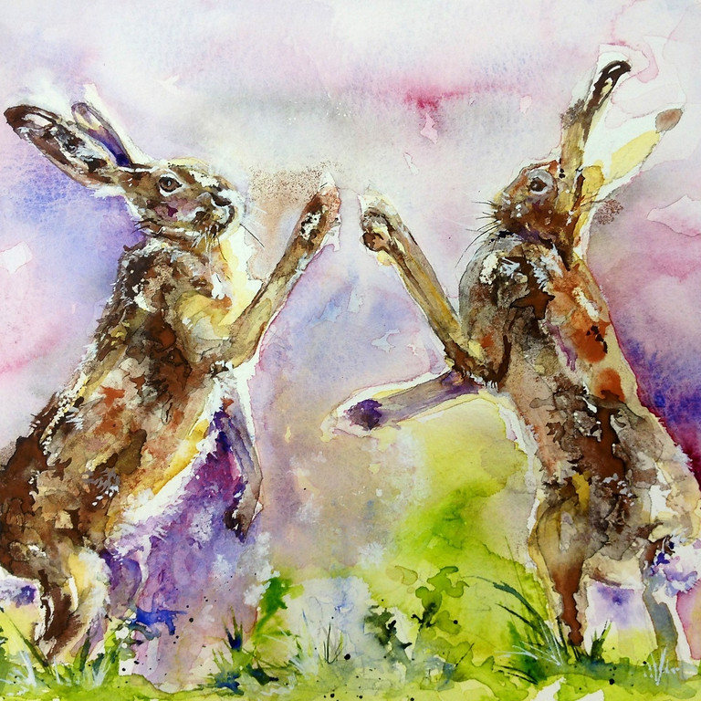 Wildlife Painting & Prosecco Day