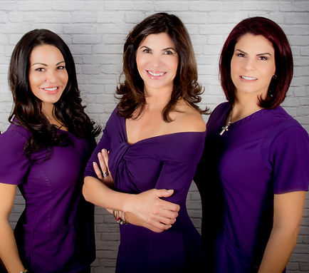 Dr. Vazquez and her staff