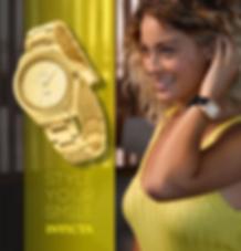 Invicta Watches Campaign