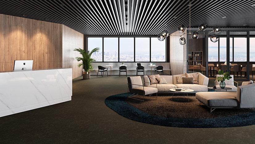 C3. Commercial Interior 3 - Chromata Sty