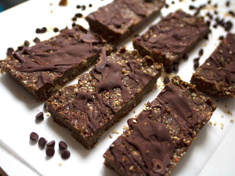 The Cleanest, Best-Tasting Chocolate Protein Bars (Vegan, Gluten-free, Paleo, Whole Foods, Keto)