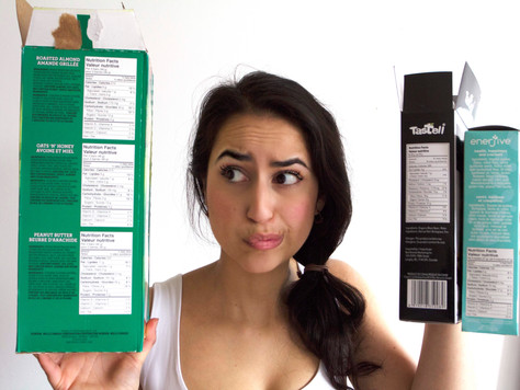 Food Labels 101: A Simple Approach to Understanding Nutrition Facts & Ingredient Lists