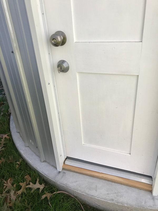 observatory door