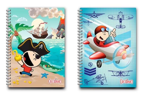DESIGN  |  capa caderno