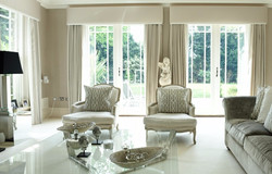 Curtains and blinds, Surrey
