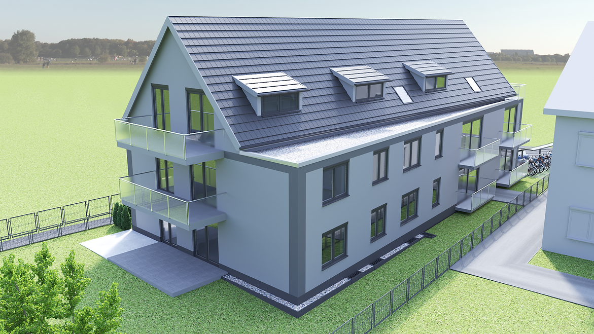 Neubau in Bretten