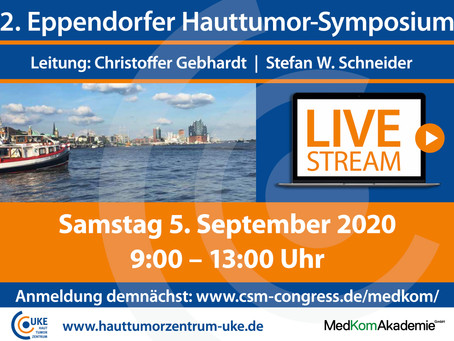 2. Eppendorfer Hauttumor-Symposium