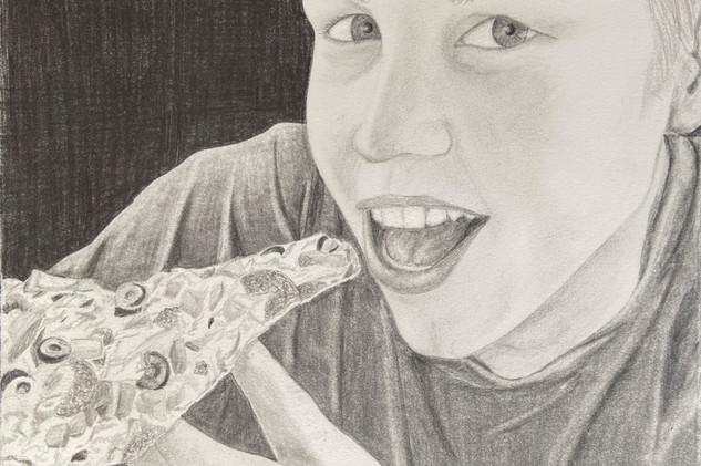 Pizza (series #1)