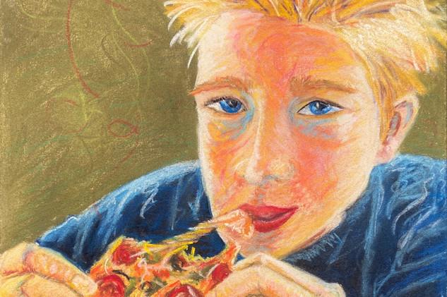 Pizza (series #4)