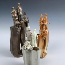 Populouse Vases