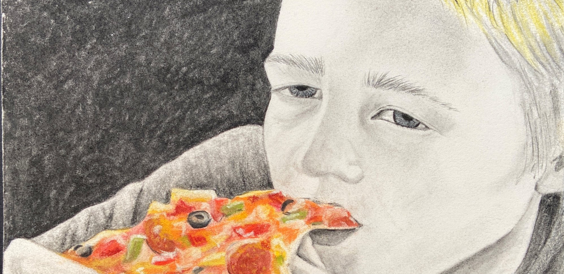 Pizza (series #2)