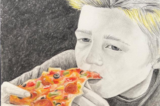 Pizza (series #2)
