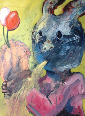 Escape Plan with Tulips