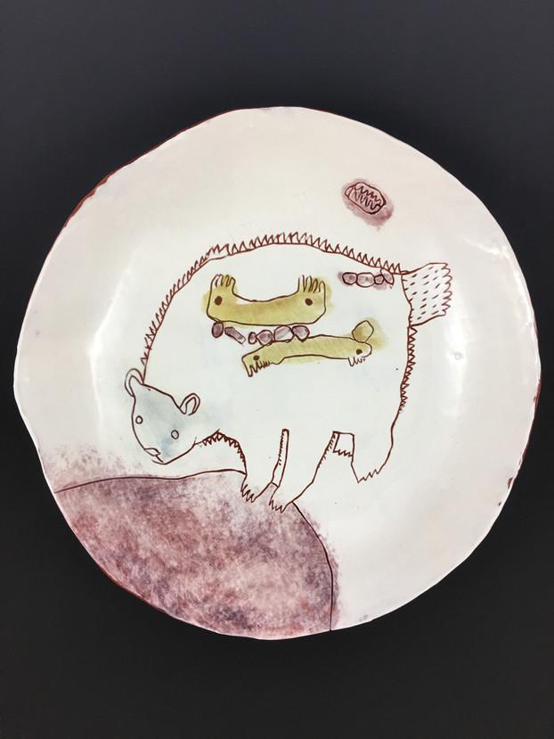 Bear and Bone Plate