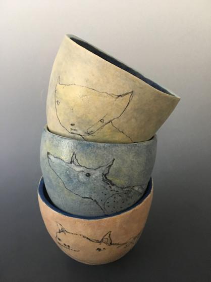 Shine Animal Cup Collection
