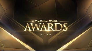 Easton Wealth 2020 Awards
