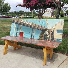 Project Tackets Mill in Virginia (SOLD)