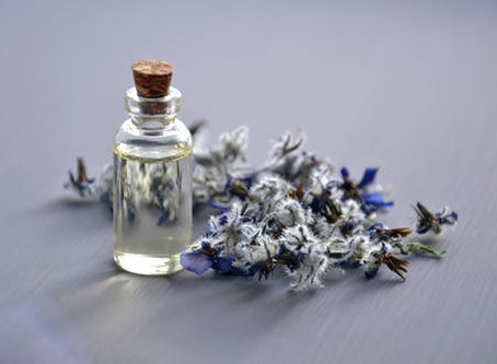 AROMATHERAPY FOR STRESSFUL TIMES