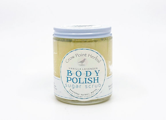 Body Polish Sugar Scrub