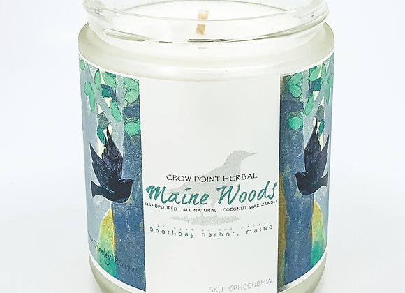 WS Maine Woods Candle