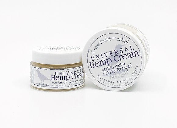 "fka""Relief Cream"" - Universal Hemp Cream (with CBD)"