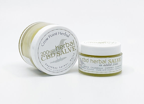 Herbal Salve (with CBD)