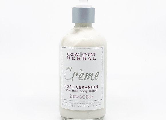 Crème (with CBD)