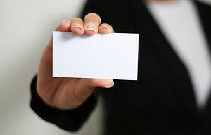 Carte de bar