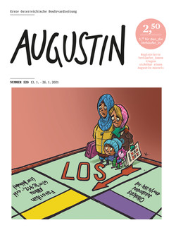 AUGUSTIN Cover #522