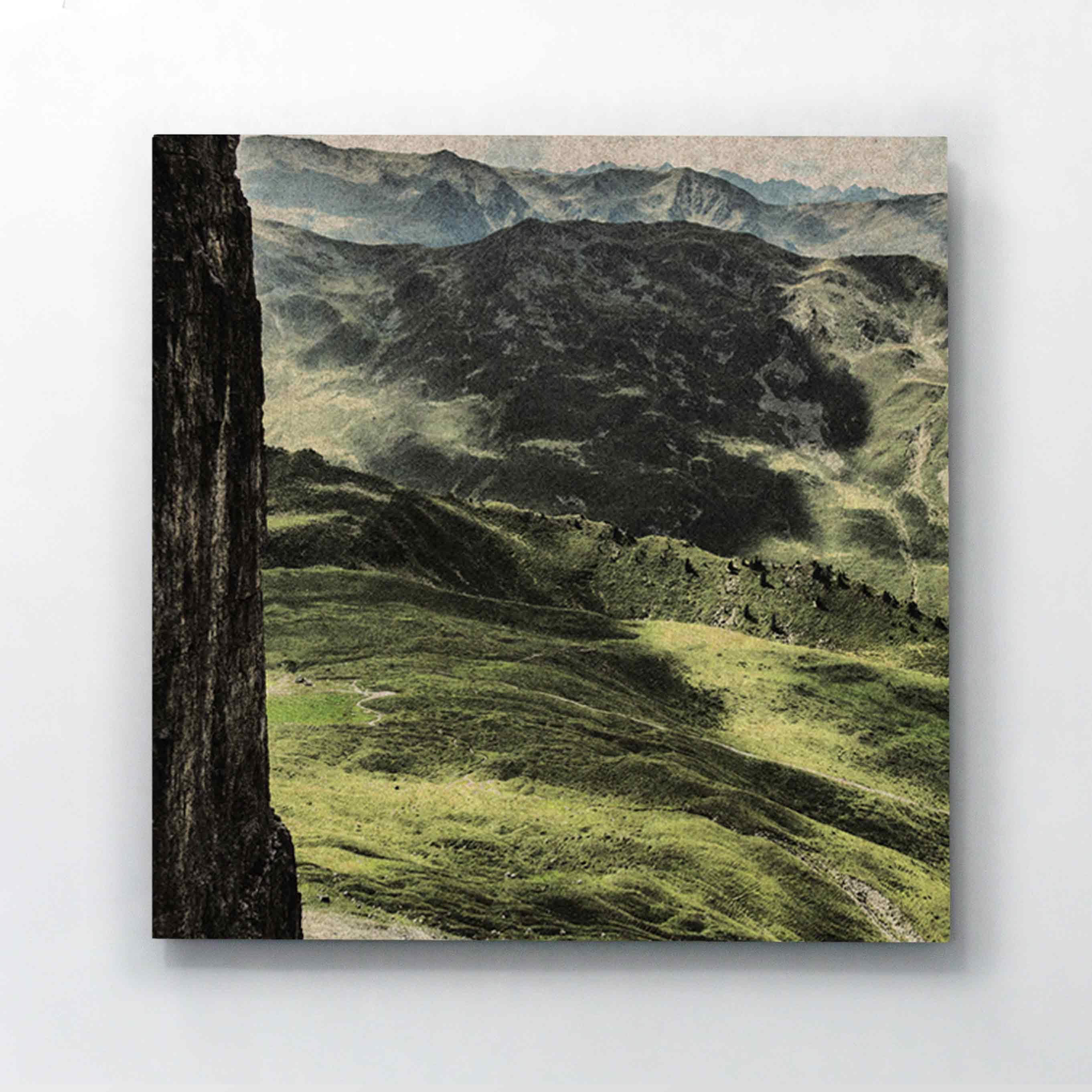 Whisperwool Akustikbild PPHILIPP Sellrainer Berge