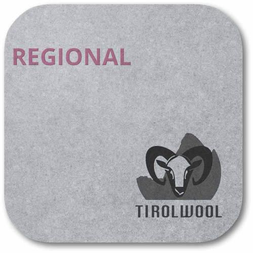 Woolpaper ist regional