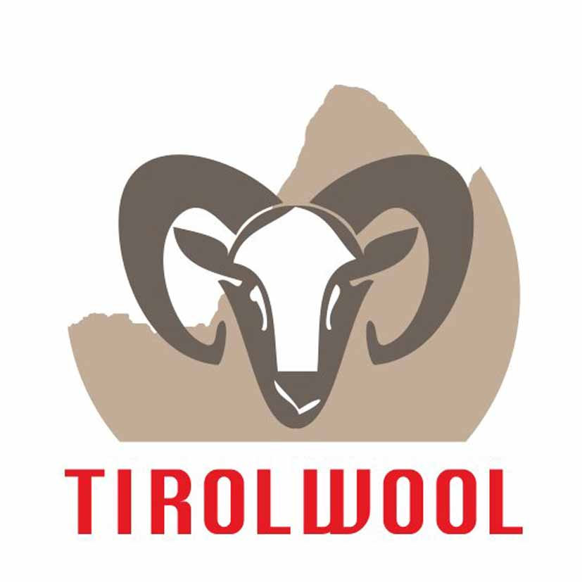 Das Logo von Tirol Wool