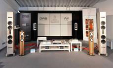 Messestand Wiener Lautsprecher Manufaktur