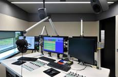 Sprecherkabinen Life Radio