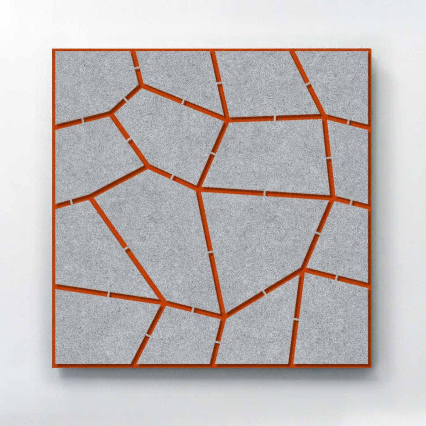 Whisperwool Akustik Wandpaneel Grid