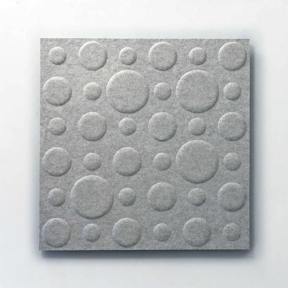 Whisperwool Akustik Wandbilder Dots