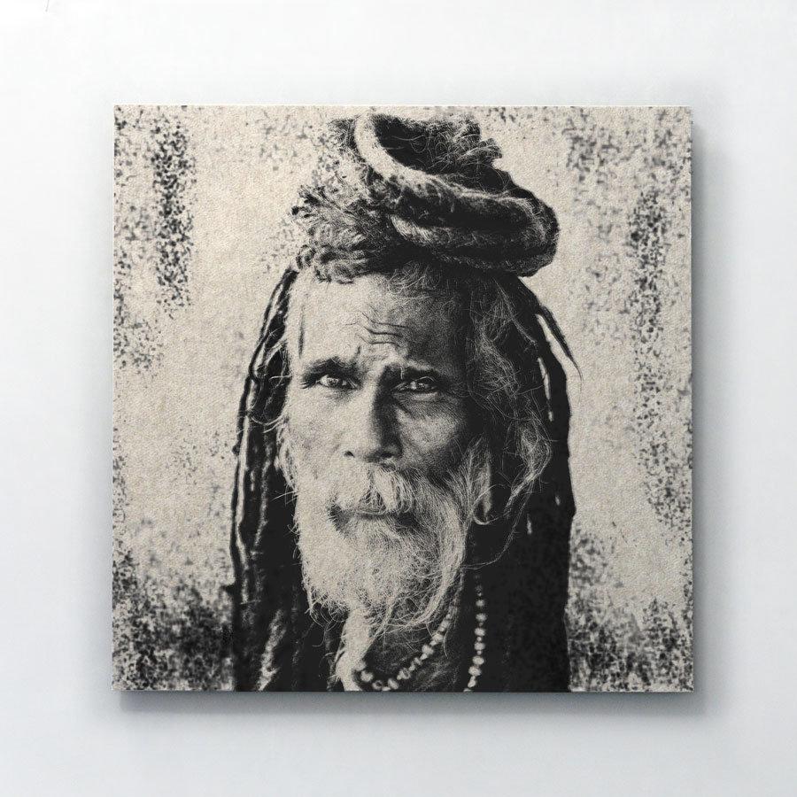 Whisperwool Akustik Wandbilder Sadhu