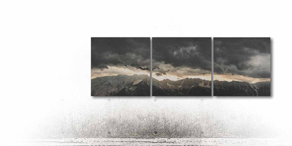 Panorama Nordkette