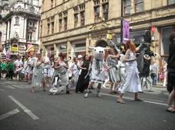 Manchester Day Parade 2010
