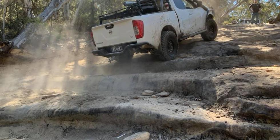 Zig Zag - Newnes State Forest - Intermediate 4WD Trip