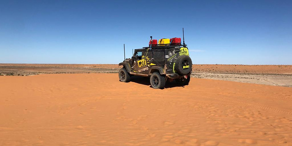 Outback Australia - Simpson Desert May 2021