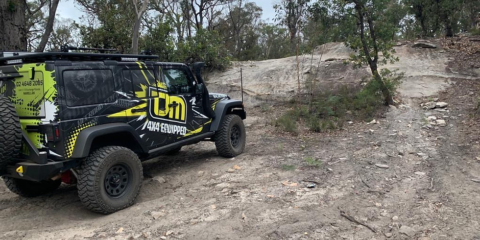 FULL - Belanglo State Forest - Beginners Saturday Tour