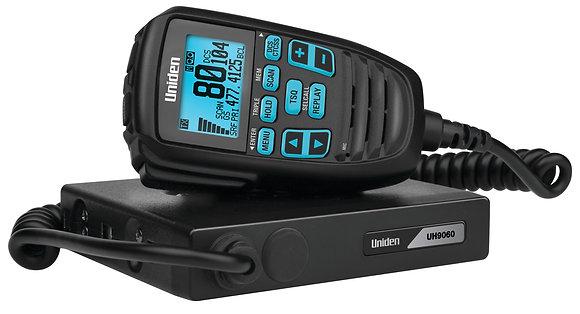 UHF CB MOBILE RADIO & MIC PREMIUM SERIES VOICE ENHANCER
