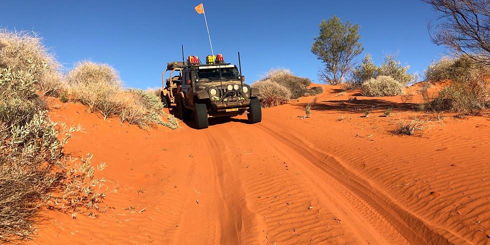 Central Australia - Simpson Desert