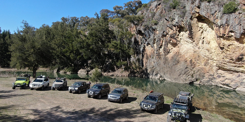 Capertee / Sofala / Hill End Camping Trip - July 2020